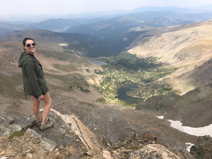 James Peak via Saint Marry'sGlacier