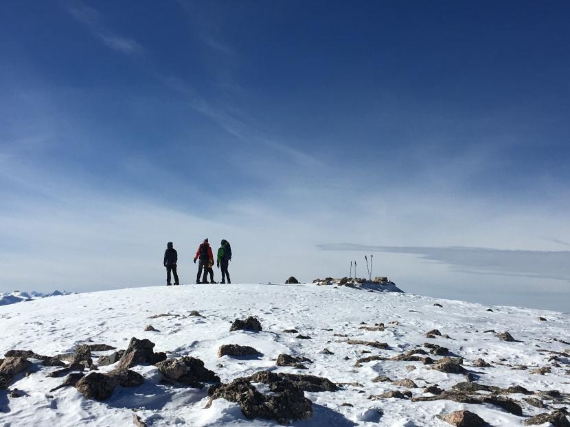 James Peak Wilderness Area~Snowshoeing